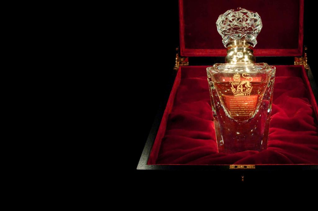 Самые дорогие духи: Clive Christian Imperial Majesty Perfume